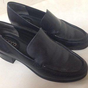 Franco Sarto Newbocca Loafer Black 7.5W